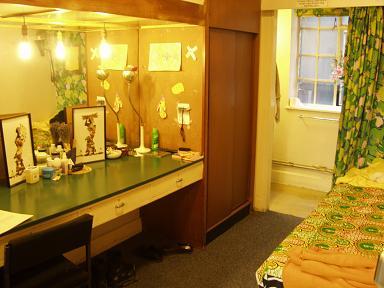 Backstage Vaudeville Theatre